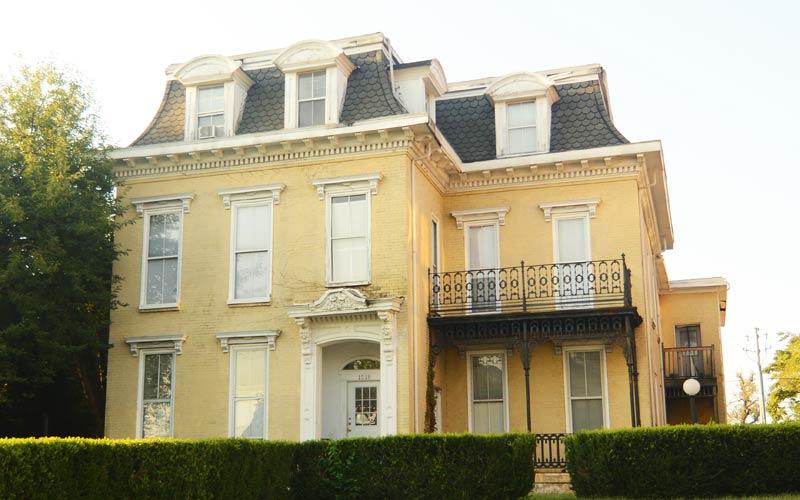 Second Empire Historic Louisville Guide